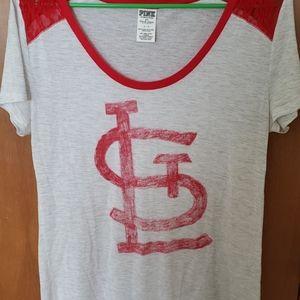 PINK St Louis t shirt